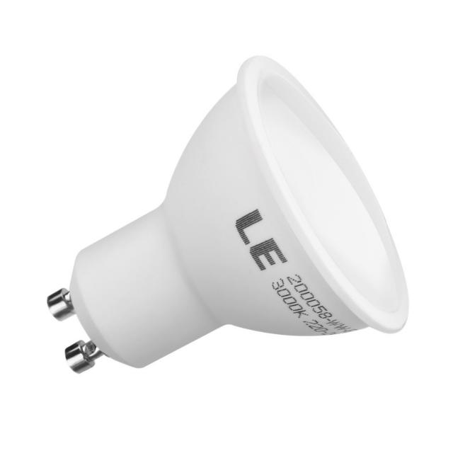Berge LED žárovka 6W 12xSMD2835 GU10 600Lm STUDENÁ BÍLÁ